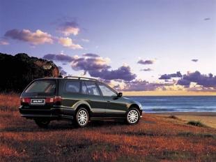 Mitsubishi Galant VIII (1996 - 2006) Kombi