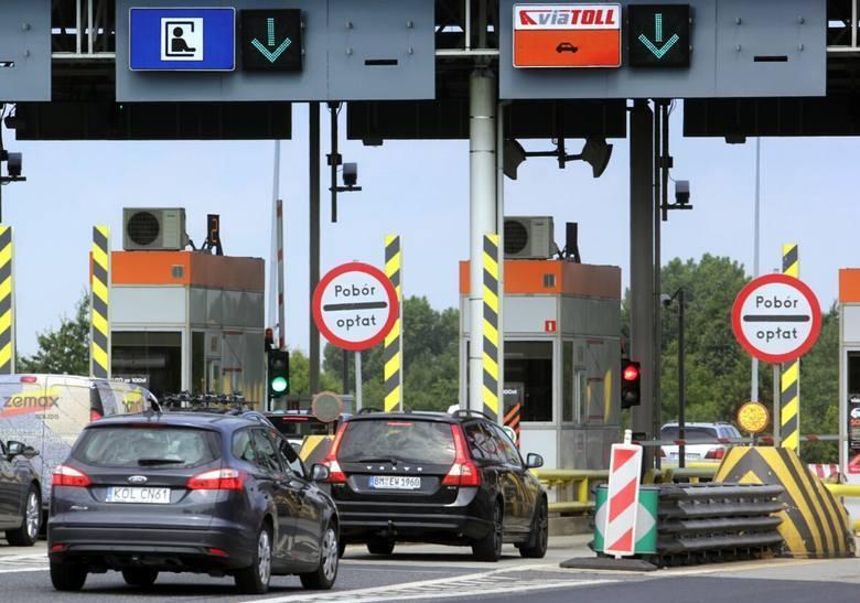Bramki poboru opłat na autostradzie A4 pod Wrocławiem/fot. Archiwum Polskapresse