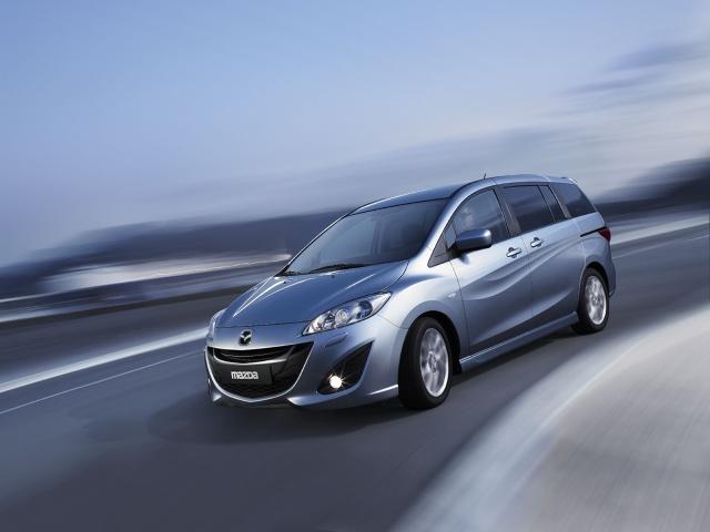 zdjęcie Mazda 5