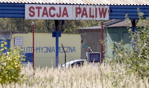 Fot. Andrzej Grygiel: Najwięcej na świecie stacji do tankowania autogazu znajduje się w Polsce. Najczęściej prowadzą je prywatni właściciele wraz z rodzinami, dla których gazowy biznes to jedyne źródło utrzymania.