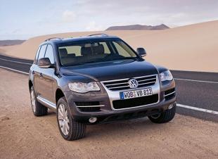 Volkswagen Touareg I (2002 - 2010)