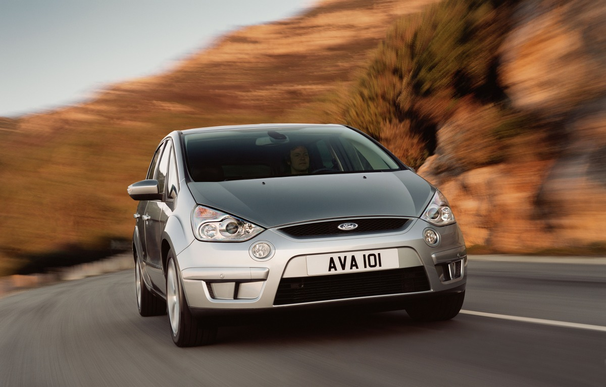 Ford S-Max , Fot: Ford