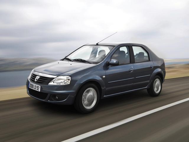 Dacia Logan - 1. miejsce w kategorii auta 2-3 letnie / Fot. Dacia