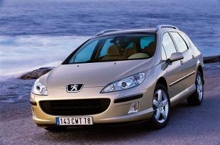Peugeot 407 (2004 - 2011)