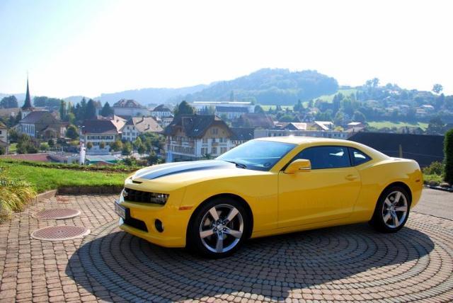 Chevrolet Camaro nareszcie w Polsce. Zobacz ceny i zdjęcia