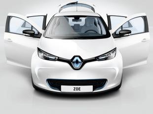 Paryż 2016. Renault Zoe z większym zasięgiem