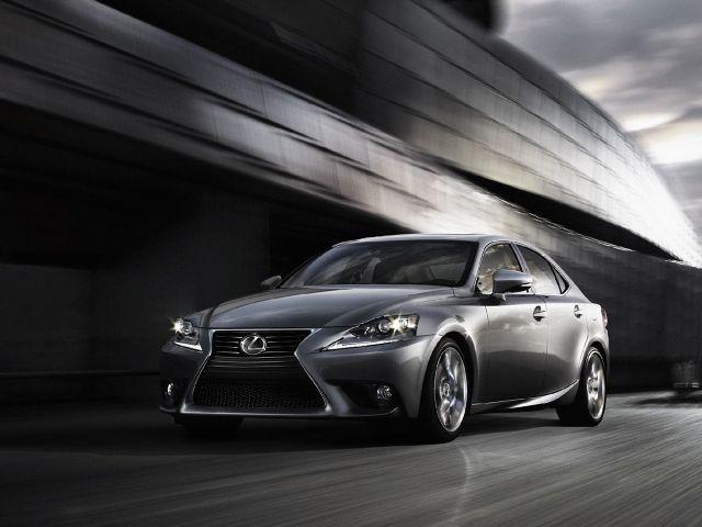 Lexus IS, Fot: Lexus