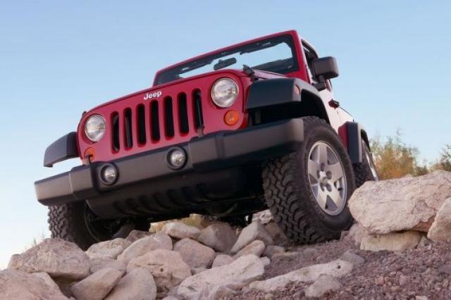 Jeep Wrangler – uwaga na możliwą awarię układu hamulcowego