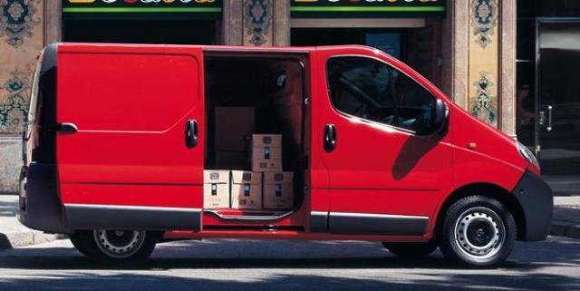 Nowe Opel Vivaro i Renault Trafic będą produkowane na Wyspach