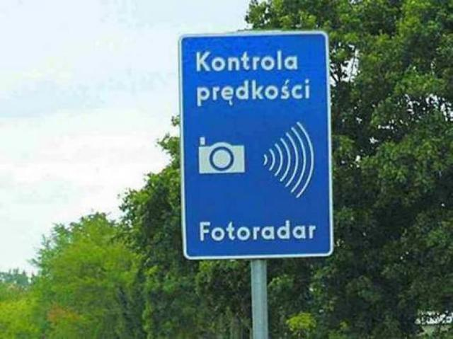 Uwaga! Fotoradar na Władysława IV w Koszalinie