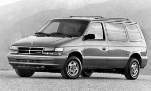 Dodge Caravan / Grand Caravan II (1990 - 1995) Van