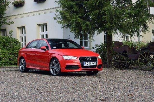 Audi A3 Limousine,  Fot: Audi
