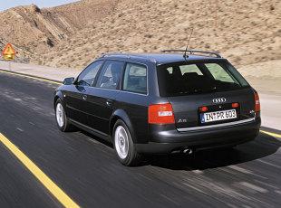 Audi A6 II (C5) (1997 - 2004) Kombi