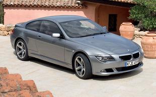 BMW SERIA 6 II (E63/E64) (2003 - 2010) Coupe [E63]