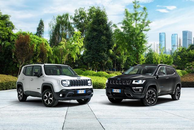 Do grona producentów samochodów zelektryfikowanych dołączył ostatnio Jeep. Pierwszymi modelami, które otrzymały napęd hybrydowy typu plug-in są Renegade i Compass. Oba samochody są produkowane w Europie i są doskonale znane także polskim kierowcom. Przyjrzyjmy się im bliżej. Fot. Jeep
