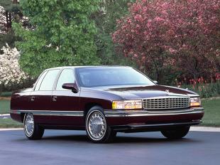 Cadillac DeVille XI (1994 - 1999) Sedan