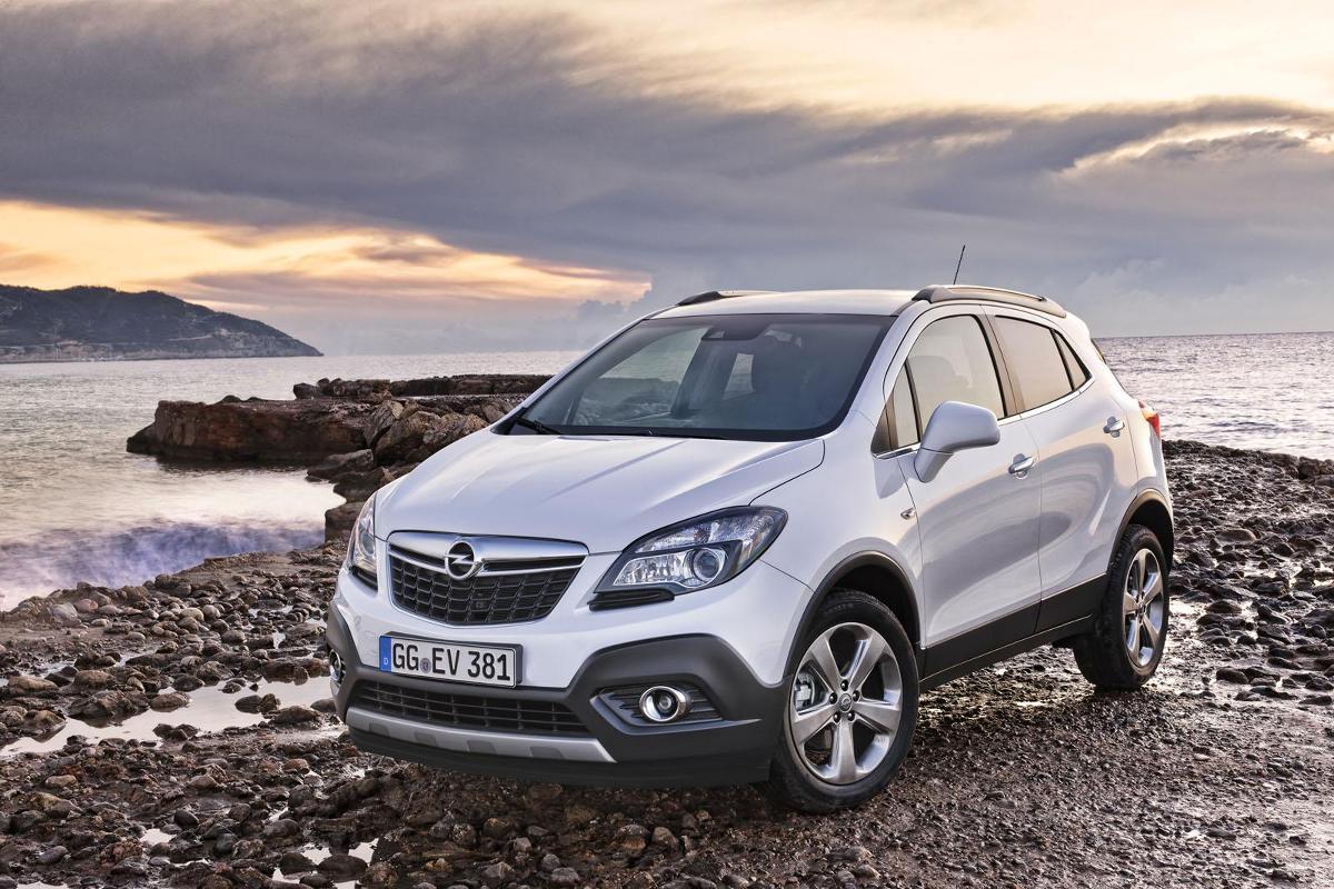 Opel Mokka Moscow Edition / Fot. Opel