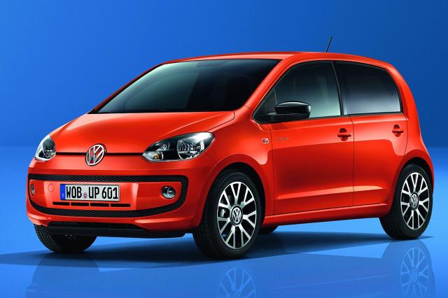 zdjęcie Volkswagen up! Groove