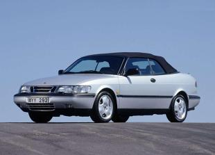 Saab 900 II (1994 - 1998) Kabriolet