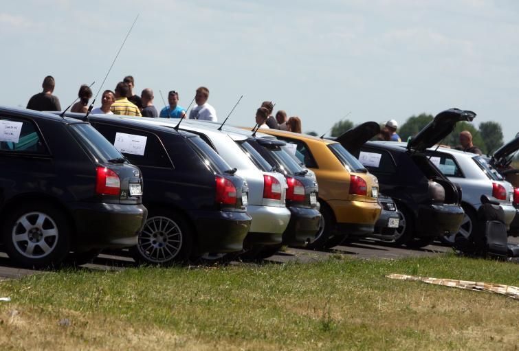 Zlot miłośników Audi A3 i S3 - zobacz zdjęcia