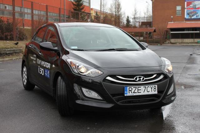 Testujemy: Hyundai i30 1.4 - na podbój Europy (zdjęcia)