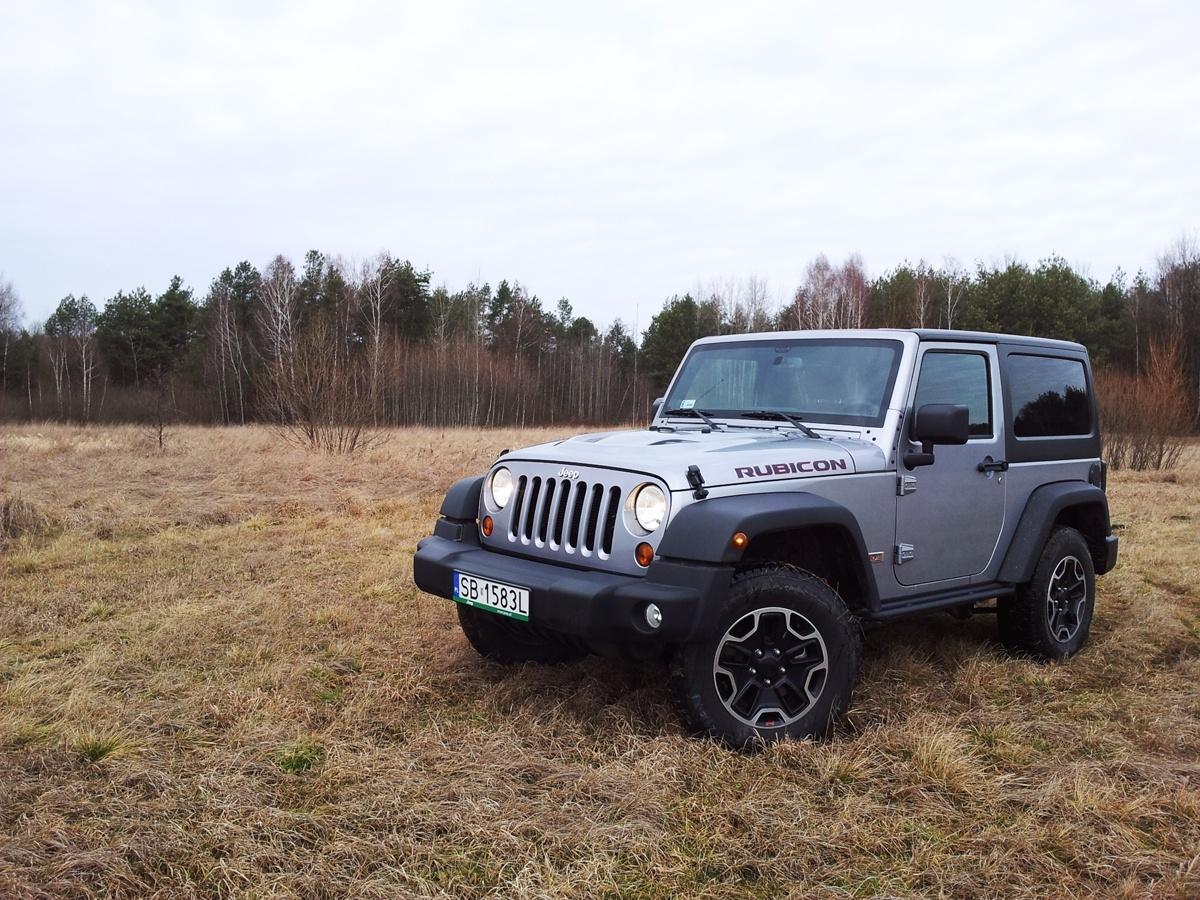 Jeep Wrangler / Fot. Przemysław Pepla