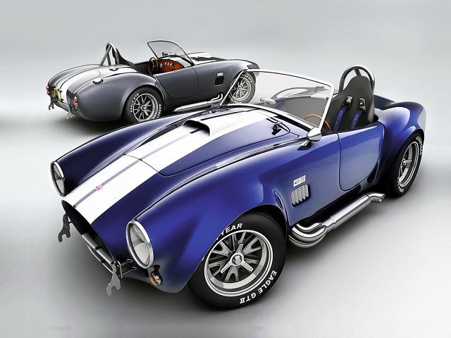 AC Cobra Lata produkcji: 1962-67 Liczba egzemplarzy: 1003 / Fot. AC