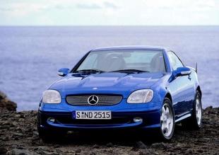 Mercedes-Benz Klasa SLK R170 (1996 - 2004) Kabriolet