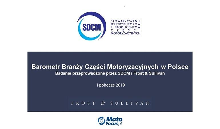 Barometr branży części motoryzacyjnych w Polsce