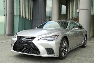 Nowy Lexus LS. Ceny, wyposażenie, wersje