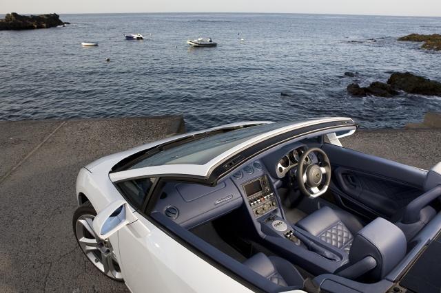 zdjęcie Lamborghini Gallardo LP 560-4 Spyder