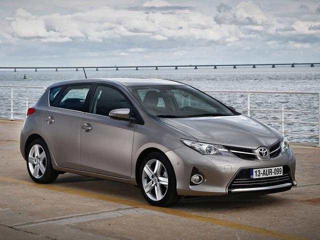 Toyota Auris, Fot: Toyota