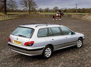 Peugeot 406 (1995 - 2004) Kombi
