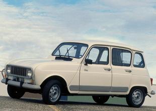 Renault 4 (1961 - 1992) Hatchback