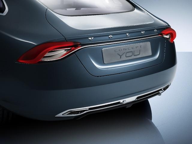 zdjęcie Volvo Concept You