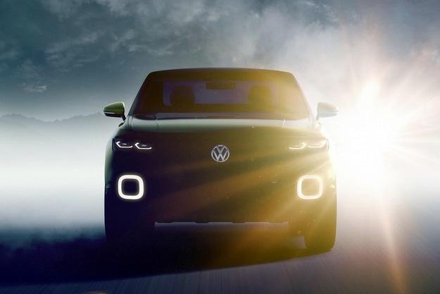 Wiadomo, że w Genewie zostanie pokazana wersja koncepcyjna niemieckiej nowości. Nazwa auta nie jest jeszcze znana / Fot. Volkswagen