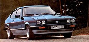 Ford Capri III (1978 - 1986) Coupe