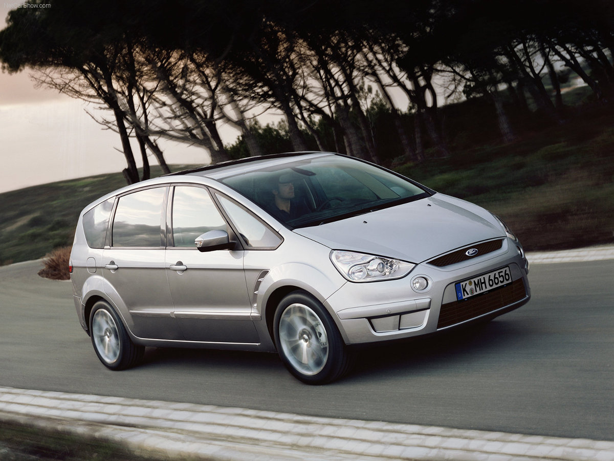 Ford s max fot ford