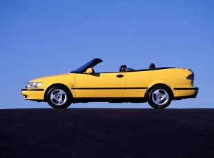 Saab 9-3 I (1998 - 2002) Kabriolet