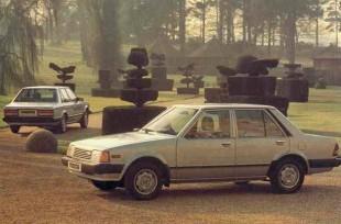 Mazda 323 II (1980 - 1986) Sedan