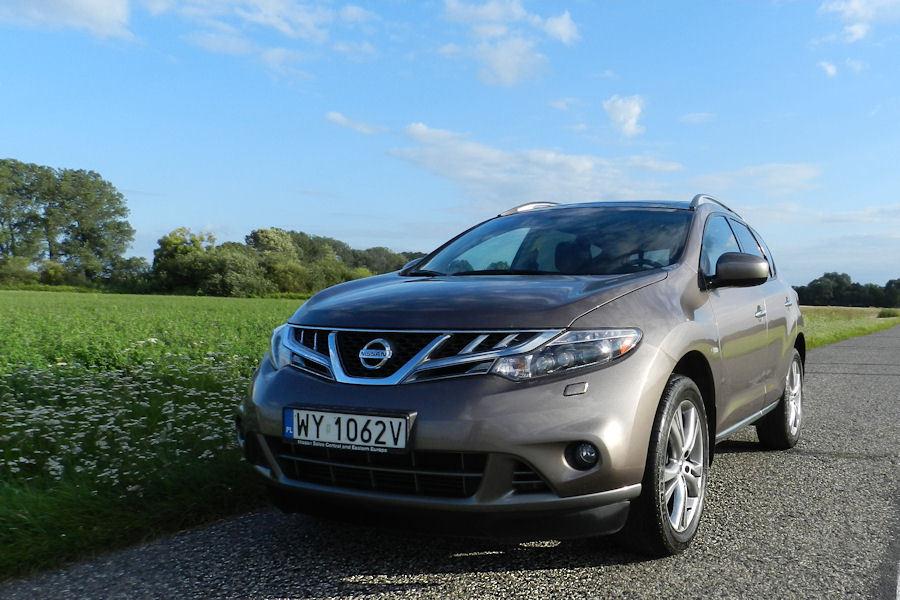 Nissan Murano, Fot: Robert Kulczyk - Info-Ekspert