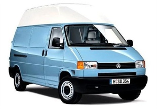 Volkswagen Transporter T4 (1990 - 2003) Furgon
