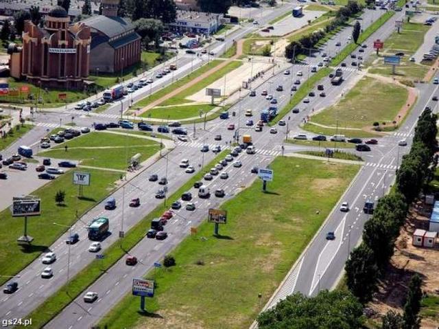 Kolejne utrudnienia na Struga w Szczecinie