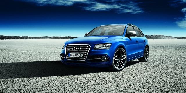 zdjęcie Audi SQ5