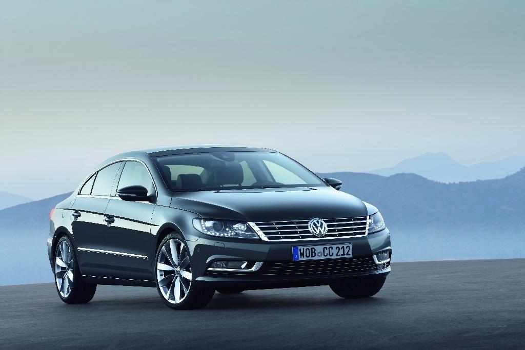 Volkswagen CC, Fot: Volkswagen
