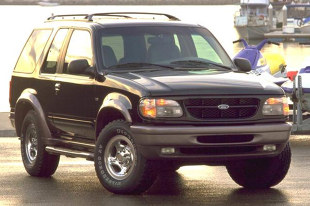Ford Explorer II (1995 - 2001) SUV