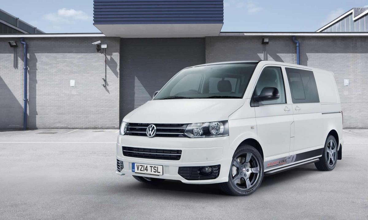 Volkswagen Transporter Sportline 60  / Ft. Volkswagen