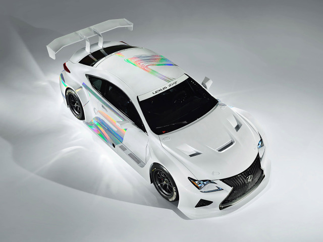 zdjęcie Lexus RC-F GT3 Concept 2014