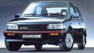Daihatsu Charade II (1983 - 1987) Hatchback