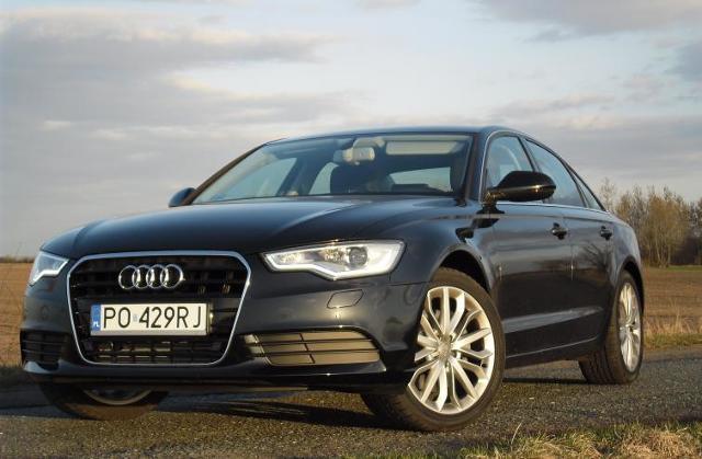Pierwsza jazda: nowe Audi A6 3.0 TDI - podnoszenie poprzeczki